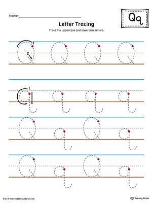 Letter q tracing printable worksheet color projects to try letter q tracing printable worksheet color worksheetve your students in kindergarten plenty of writing practice with the letter q tracing printable ibookread Read Online