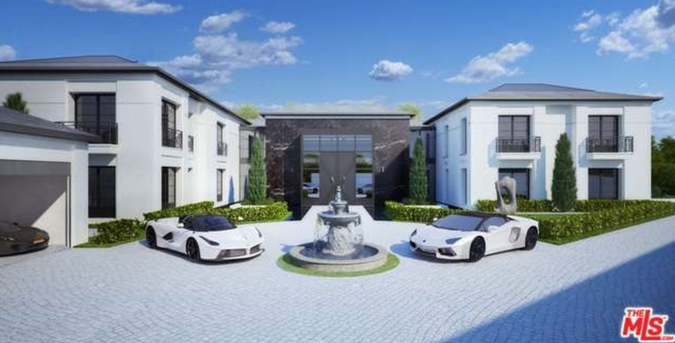 50 000 Square Foot Proposed Contemporary Mega Mansion In Los Angeles Ca Mansions Mega Mansions Luxury Homes Dream Houses