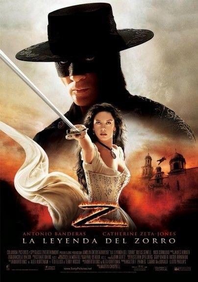 La Leyenda Del Zorro 2005 Cinema Movies Movie Film And Cinema