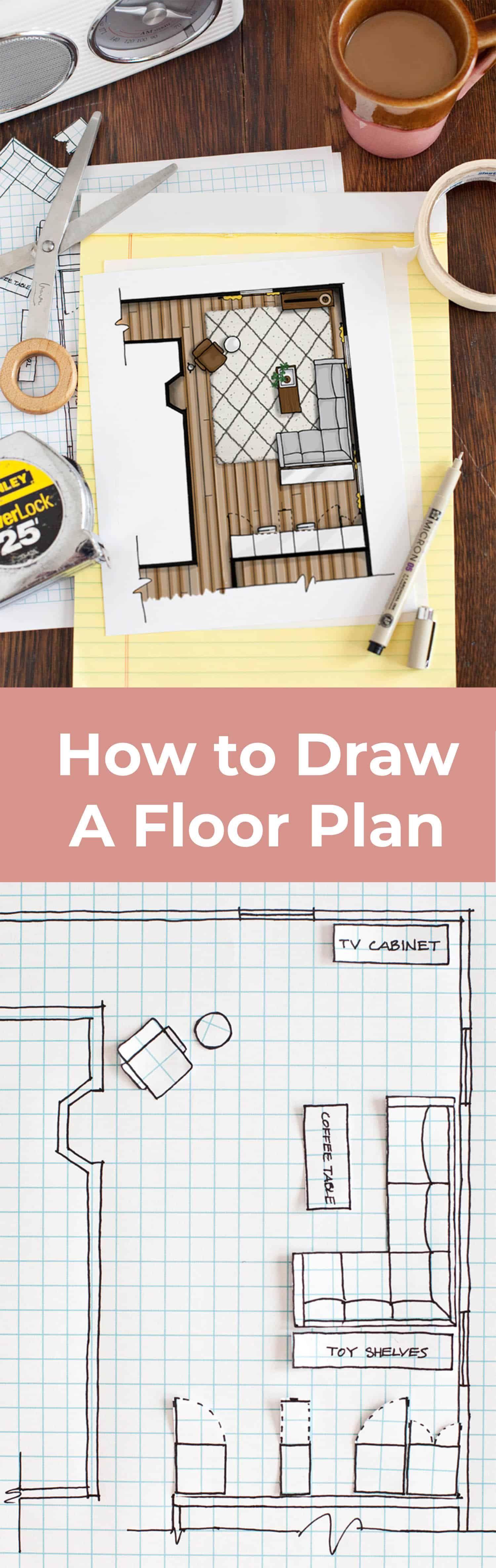 How To Draw Your Own Floor Plan Floor Plans Flooring Floor Plan Drawing
