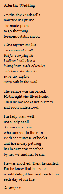 The Poem Farm Cinderella Gets New Shoes In 313