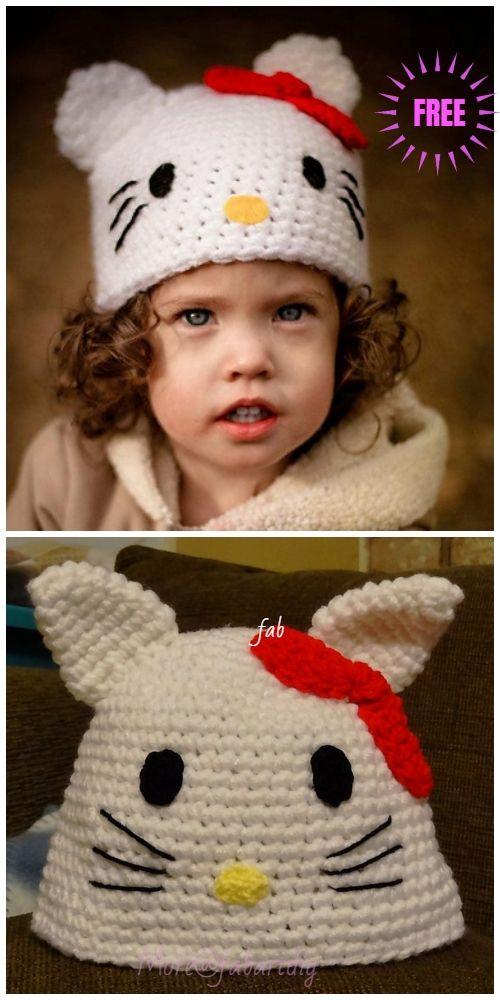 Crochet Puff Stitch Messy Bun Hat Free Pattern Crochet Po