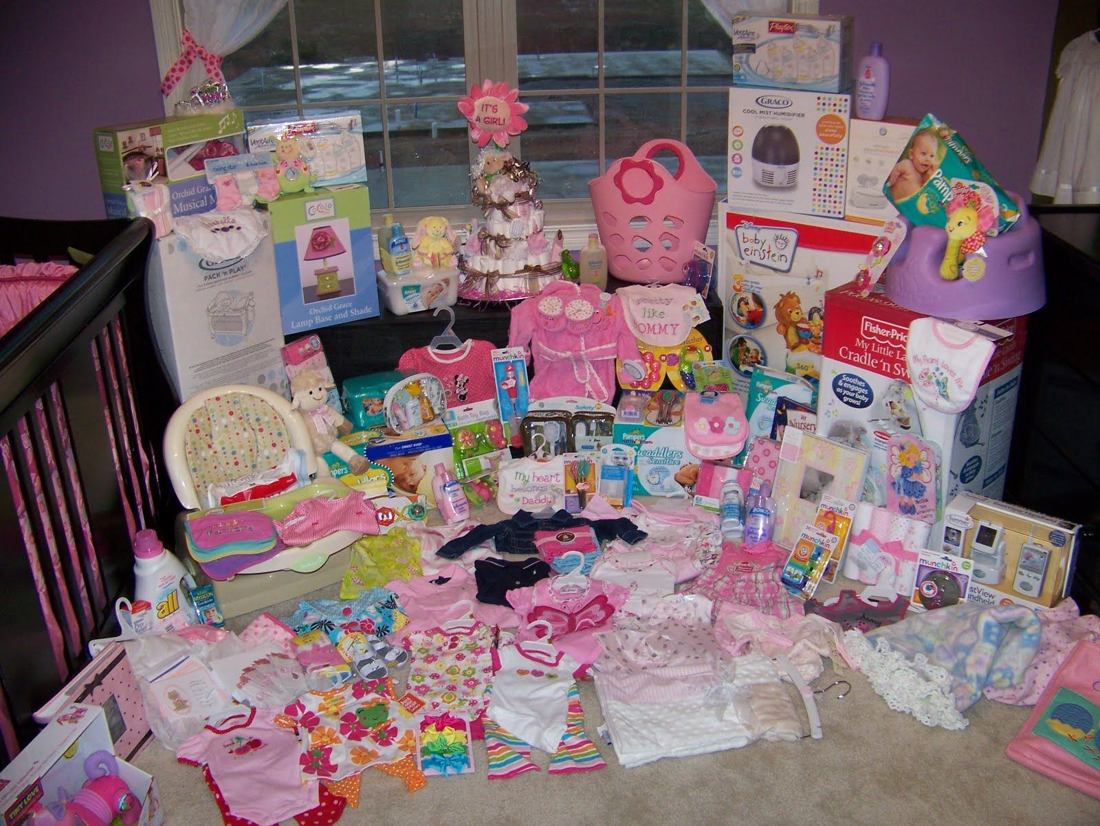 All the baby shower gifts baby shower pinterest all the baby shower gifts negle Images