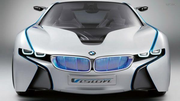 BMW Elektroauto i8 - das neue Sportauto und sein Einfluss aufs ...