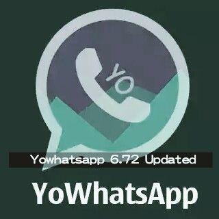 Yo whatsapp 6 72 apk download
