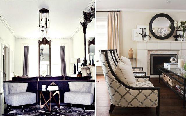 Decoraci n de casas con estilo cl sico renovado estilo for Decoracion estilo clasico