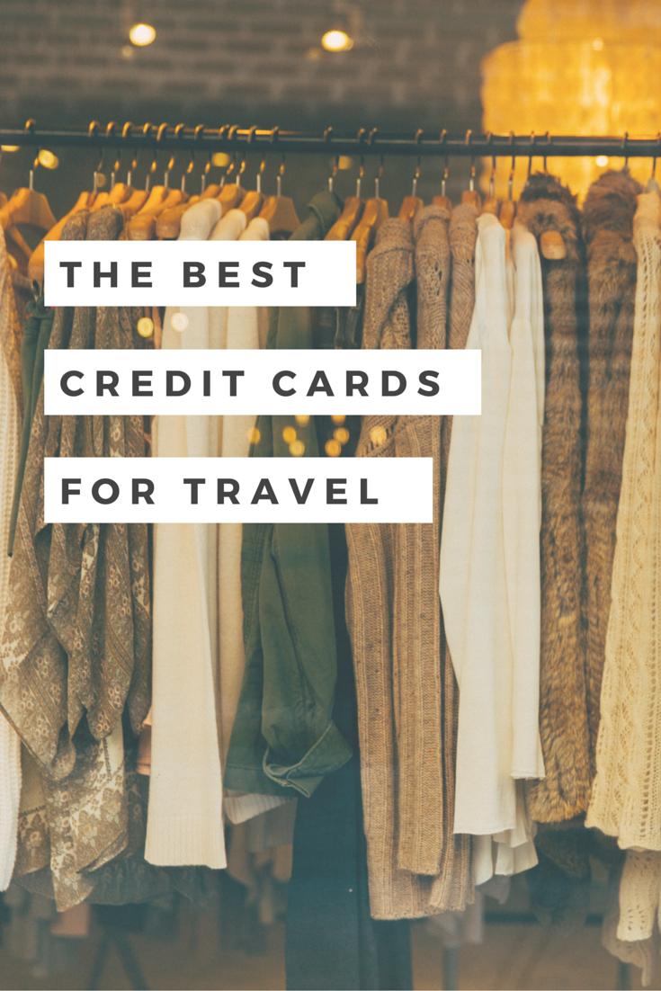 Best Travel Rewardsc Redit Card