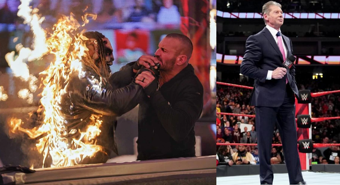 Wwe Rumors Roundup Orton Vs Fiend Interesting Match Stipulation Vince Mcmahon S Own Arena For Raw In 2021 Vince Mcmahon Wwe Wwe News