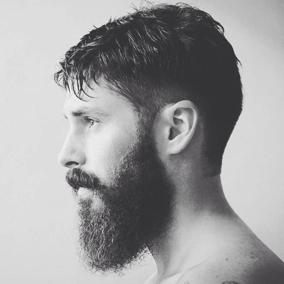 Haircuts for men with fine straight hair meninbeard    barbes quelles barbes  pinterest