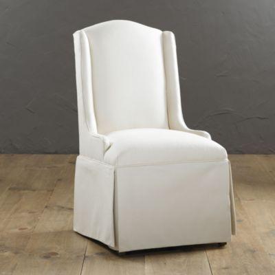 Marion Upholstered Dining Chair | Ballard Designs New host/hostess chairs? - Marion Upholstered Dining Chair Ballard Designs New Host/hostess