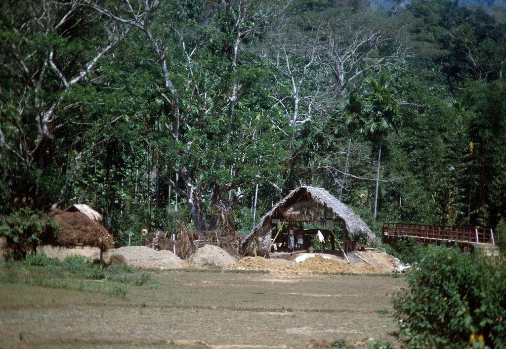 Gem mine, Ratnapura, Sri Lanka (1973) #SriLanka #Ratnapura #Mining #Gems #1973