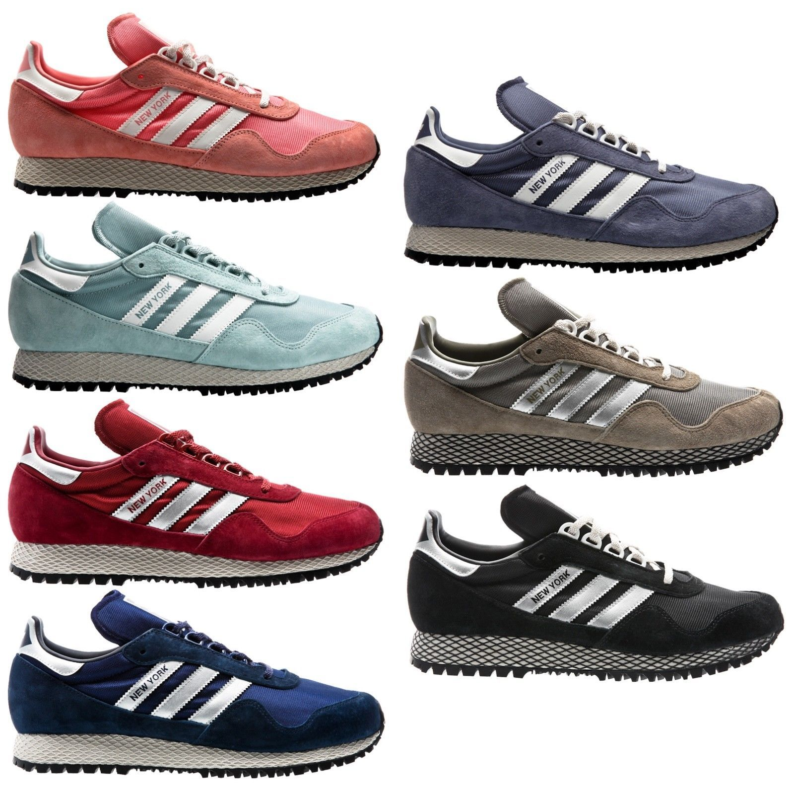 Details about Adidas Originals New York Men Sneaker Mens
