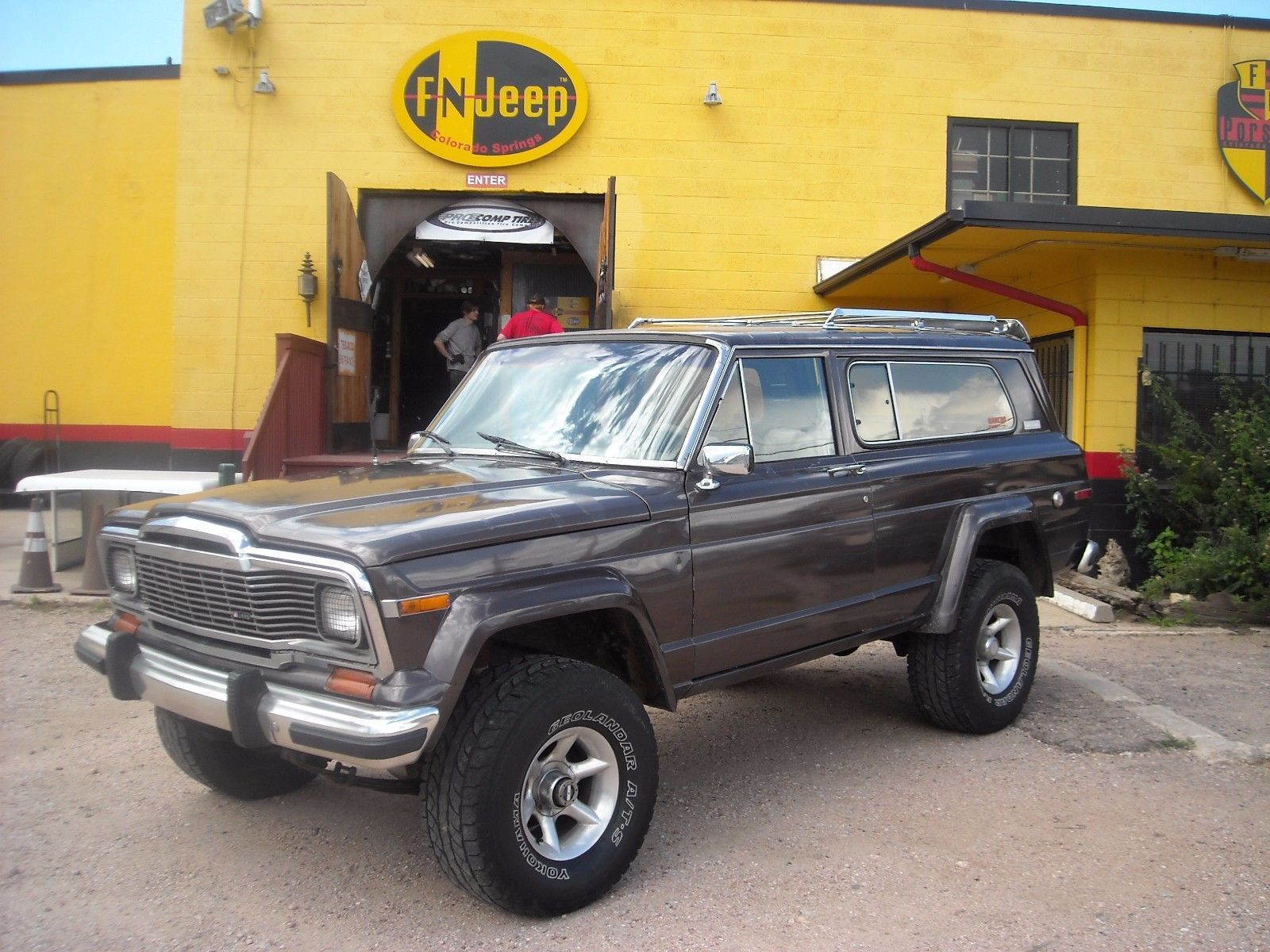 Ebay 1980 Jeep Cherokee Chief Laredo 1980 Jeep Cherokee Chief