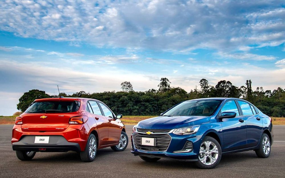 Chevrolet Onix 2020 En Paraguay Precios Versiones Y Equipamiento