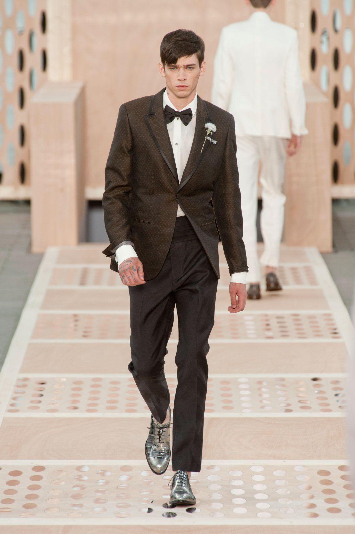 Louis Vuitton MEN   Paris   Verão 2014 RTW