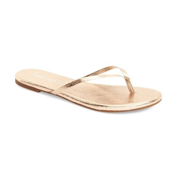 9fb5988fa Splendid  Madrid  Flip Flop ( 58) ❤ liked on Polyvore featuring shoes