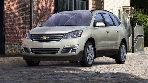 Find Mid Size Suvs Near Me 2017 Traverse Chevrolet Mid Size