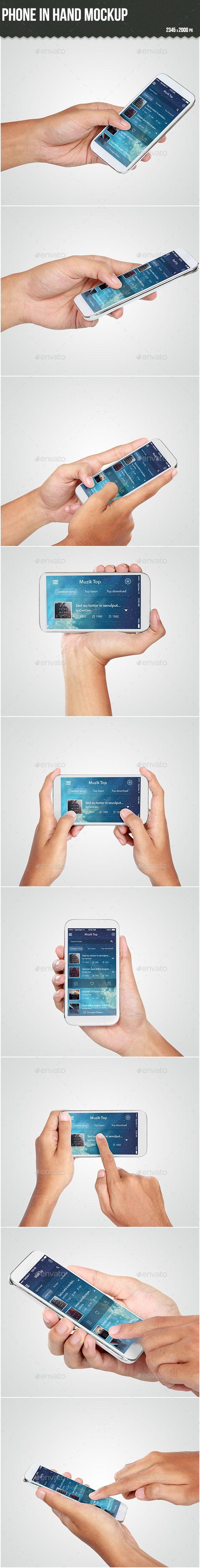 Pin by Bashooka Web & Graphic Design on Mobile Mockup