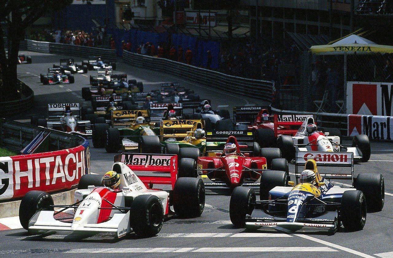 Formel 1 1992