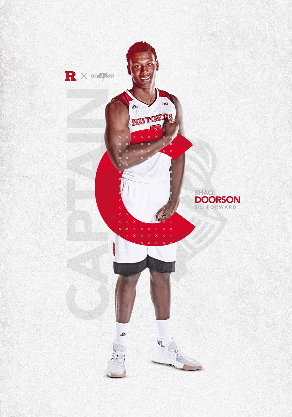 2018 Rutgers Athletic Brand Direction On Behance In 2020 Sports Design Inspiration Sports Design Athletic