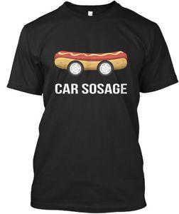 Car Sos Age 3 T - Sosage Standard Unisex T-shirt | eBay | Shirts, T shirt, Mens tops