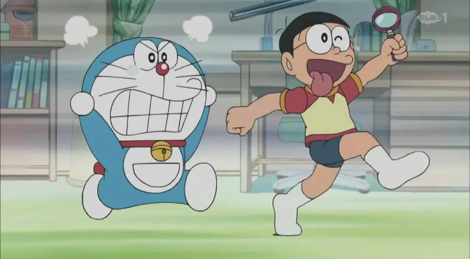 Doraemon With Images