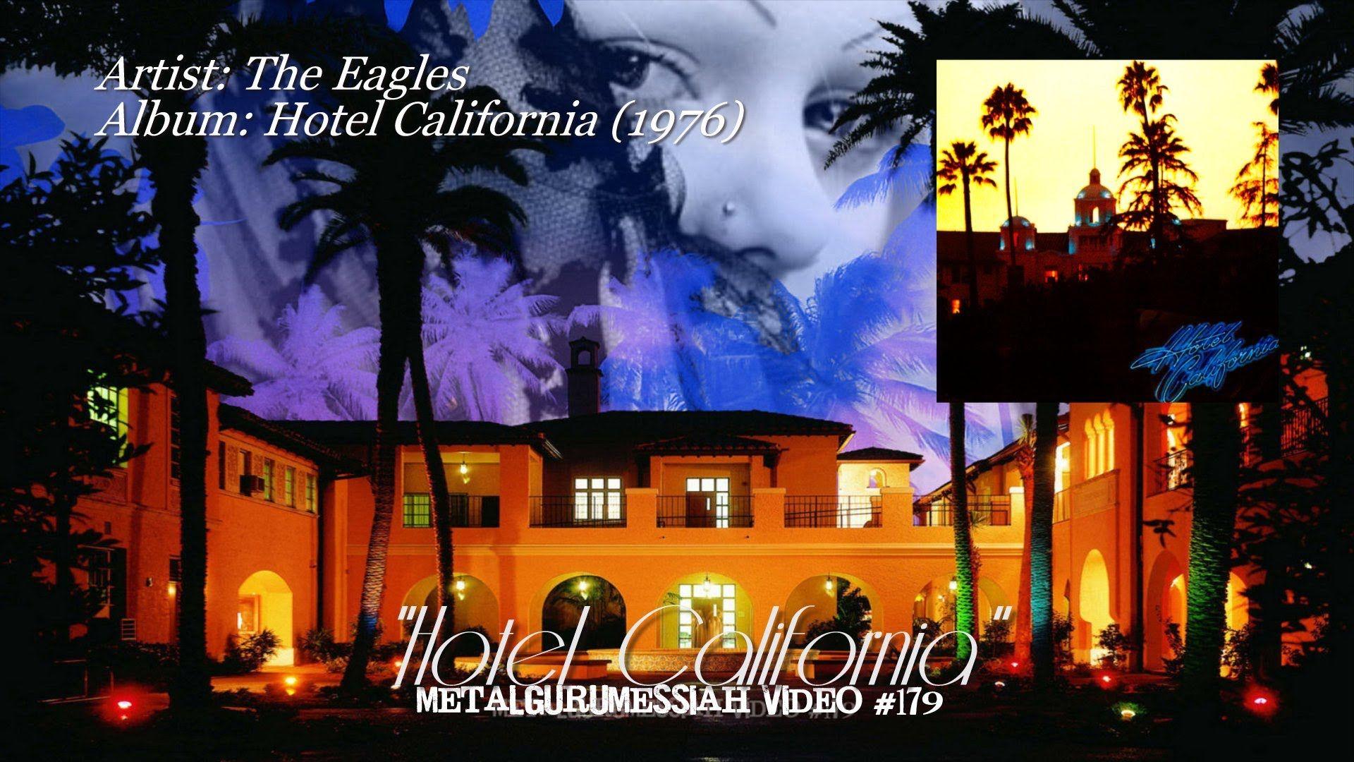 Hotel California The Eagles Hd 1080p Sacd Hotel California