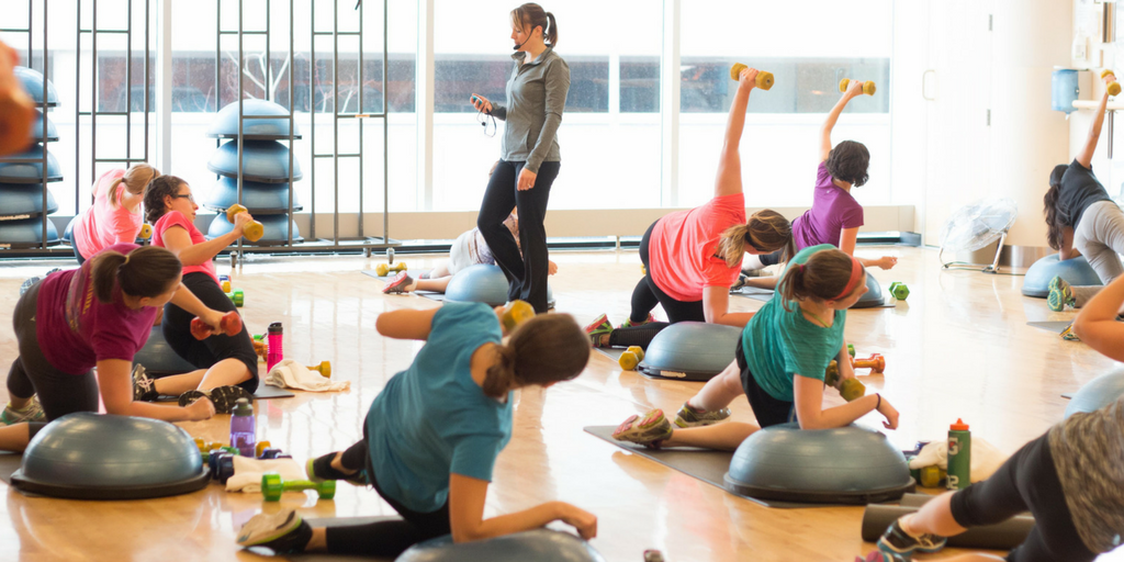 Learn About Becoming a Group Fitness Instructor | DAHLC Fitness fitness instructor #instructor #fitn...