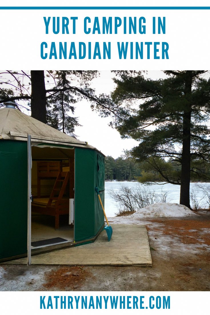 Winter Camping Algonquin Park in 2020 | Winter camping ...