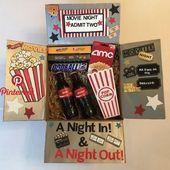 Date Night DIY | Alle Sachen DIY | Pinterest | Geschenke, Geschenkkörbe und Filmabende - #al ...