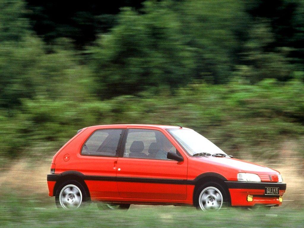 Peugeot 106 XSi '1994–96