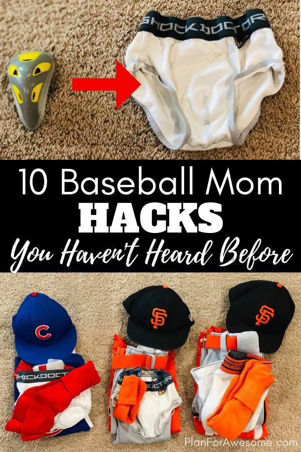 Photo of 10 Baseball Mom Hacks for Little League You Haven't Heard Before