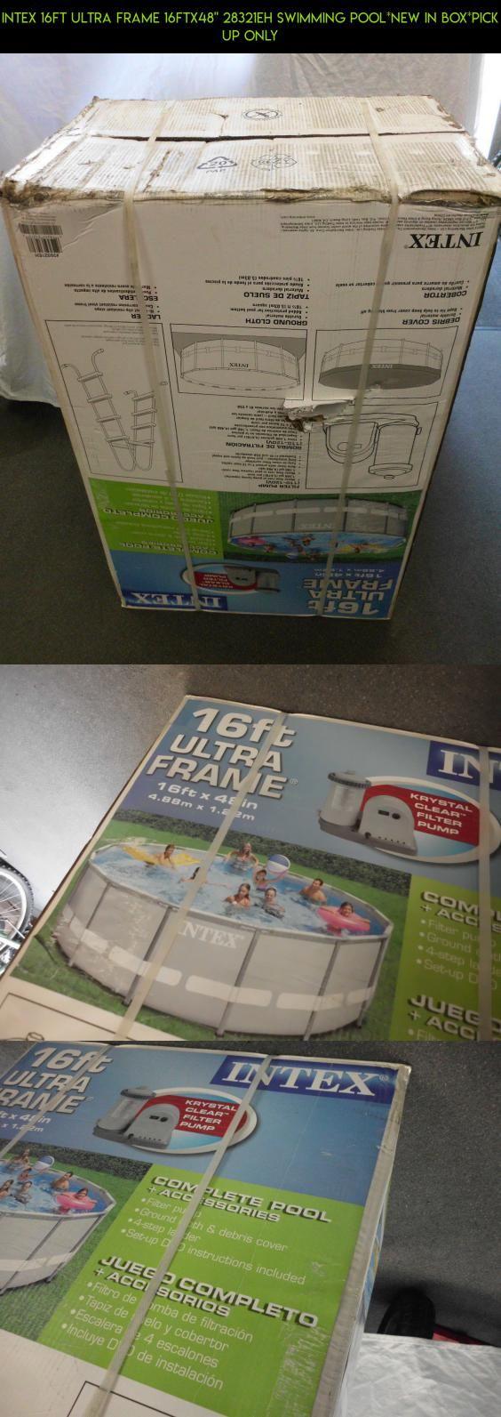 Intex 16ft Ultra Frame 16ftx48\