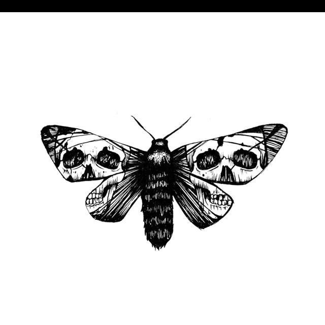 Quid Pro Quo Moth Tattoo Moth Tattoo Design Scary Tattoos