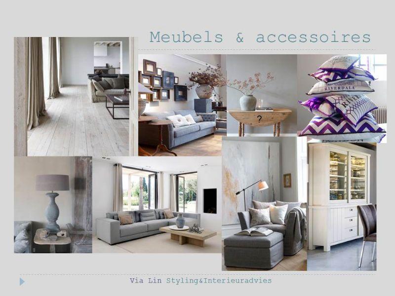 Sfeerimpressie - Moodboard - Meubels & woonaccessoires ...