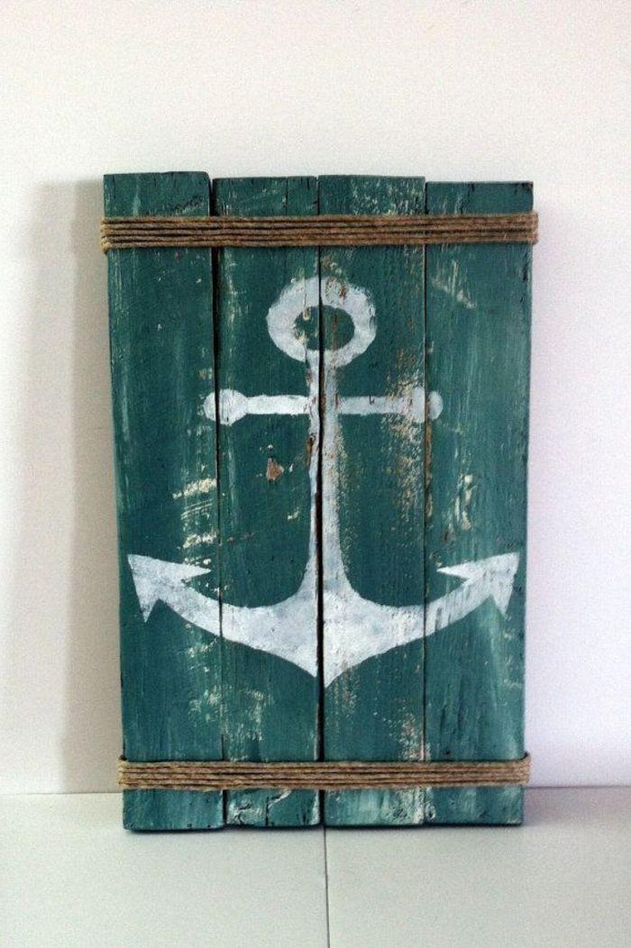 40 verblüffende Ideen für Wanddeko aus Holz Pinterest