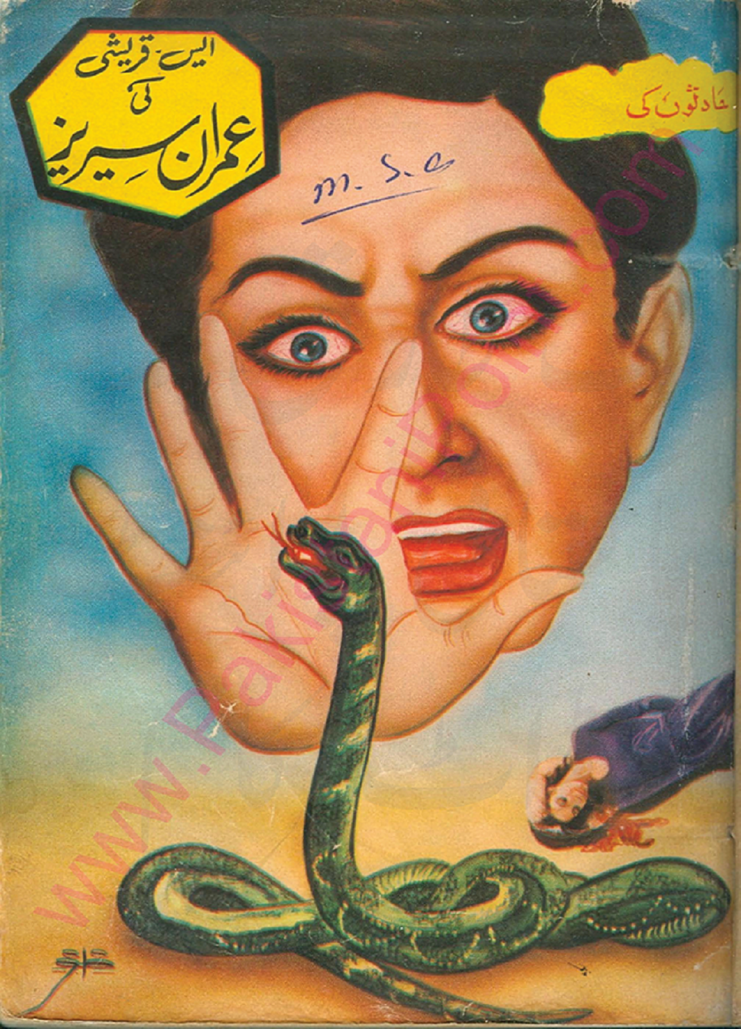 Hadison Ka Shikar by S Qureshi Imran Series Novel PDF