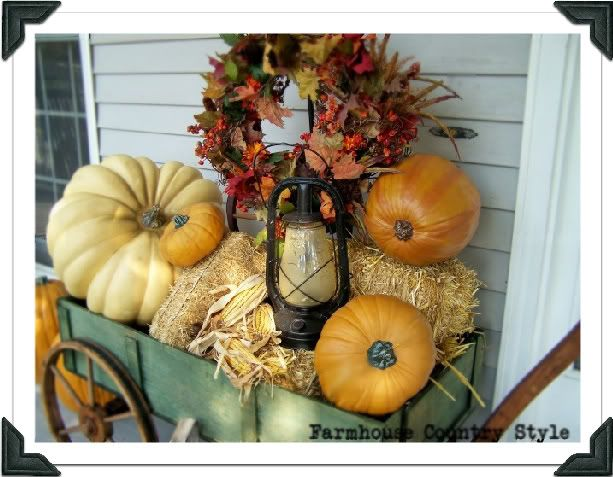 Farmhouse Country Style: September 2010