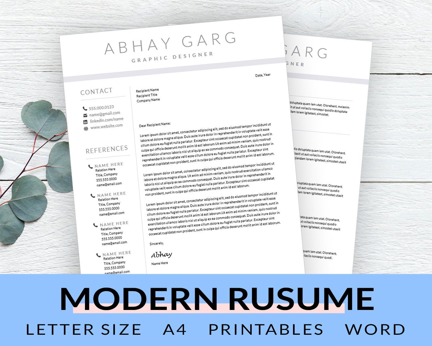 Pin by Abhay Aggarwal on DnikPrintables Cover letter
