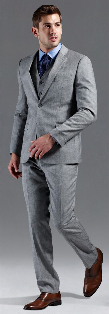 Mens Suits The New Office Dress