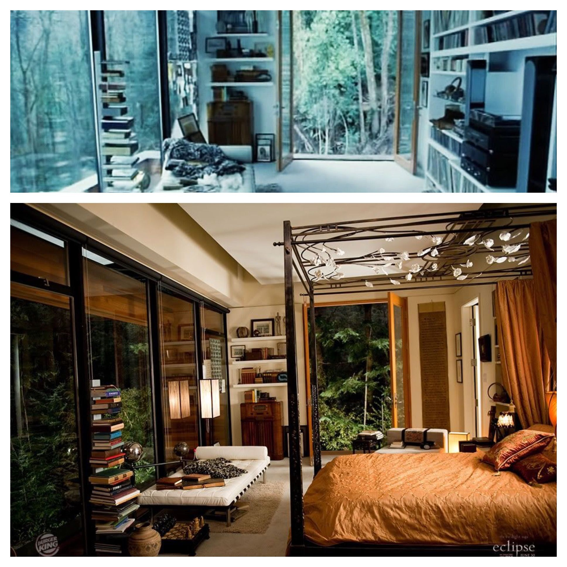 Edwards Bedroom Before And After Bella Home Dream Home Design Twilight House