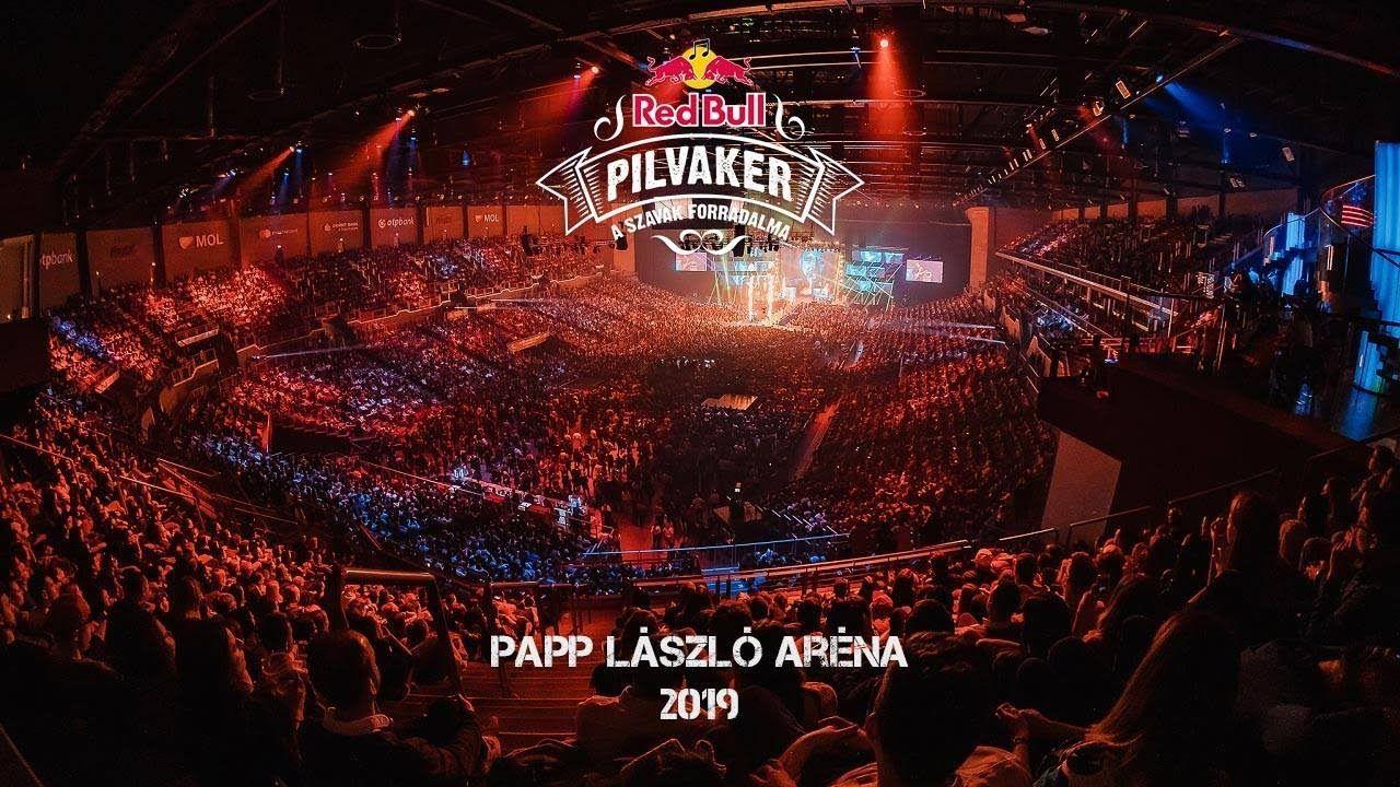 RED BULL PILVAKER 2019 Teljes előadás Papp László