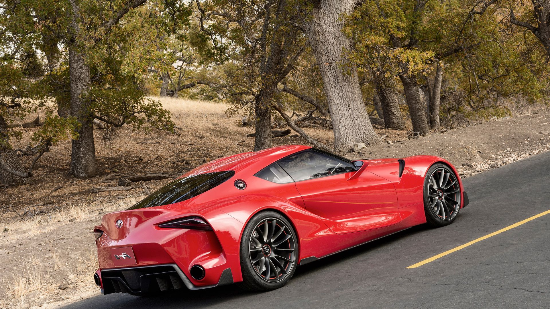 Toyota Ft 1 Supra Upcoming Cars 2020