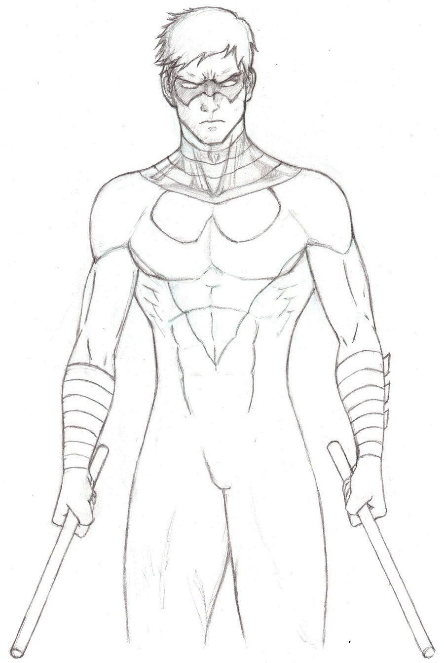 Dick Grayson | Nightwing | Pinterest | Liga de la justicia ilimitada ...