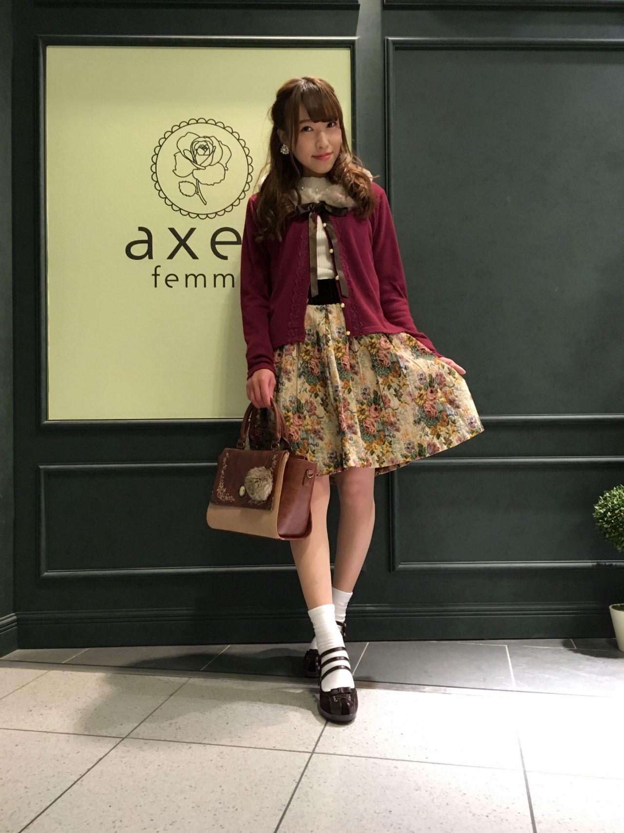 アクシーズ ファム ブログ はてなアンテナ - axes femme アンテナ