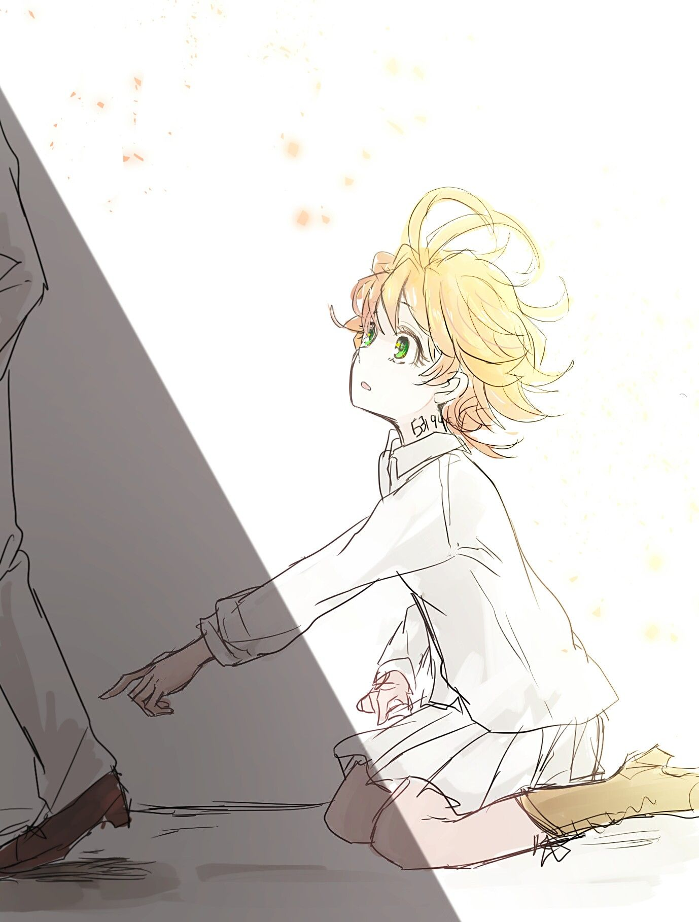 The promised neverland Yakusoku no Neverland by 通草 The