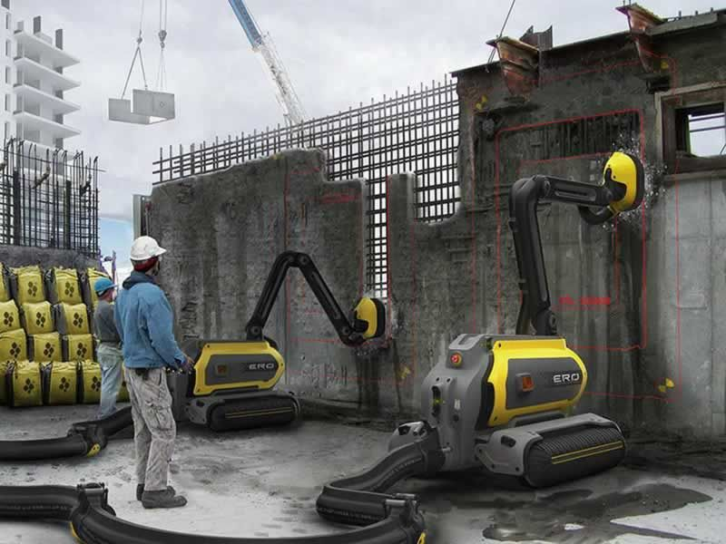 Technology Offers New Ways To Build Handyman Tips Recycled Concrete Concrete Building Institute Of Design