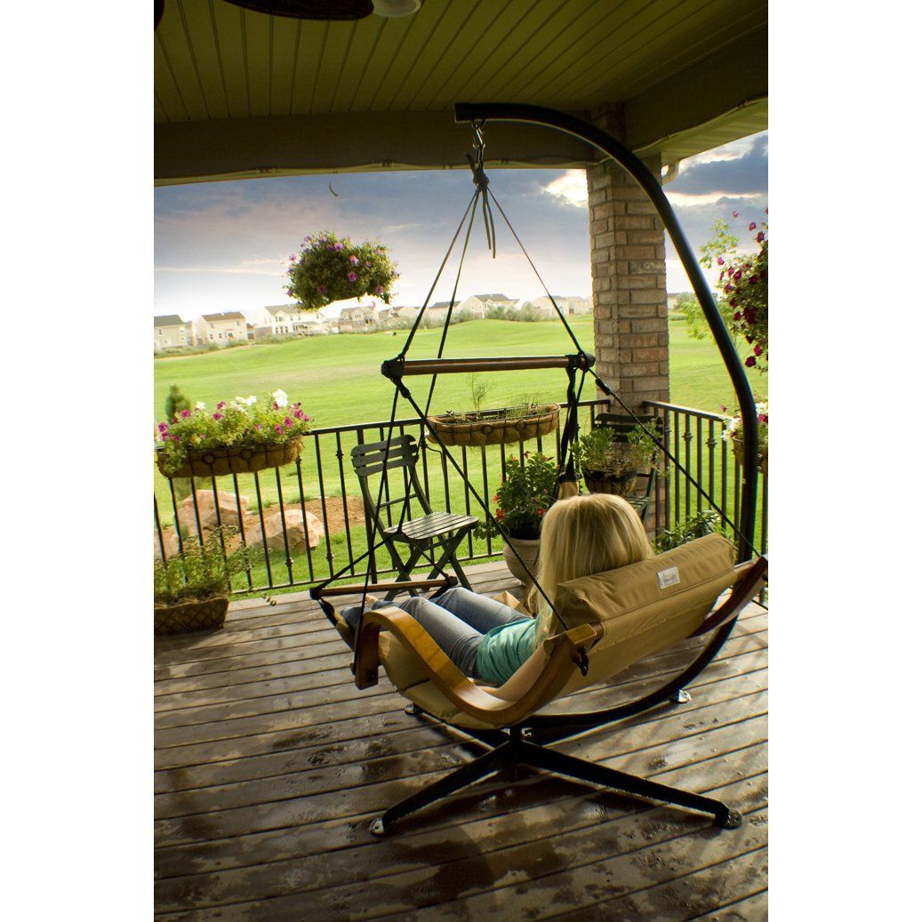 Have to have it. Hammaka Suelo Stand 249.99 Hammock