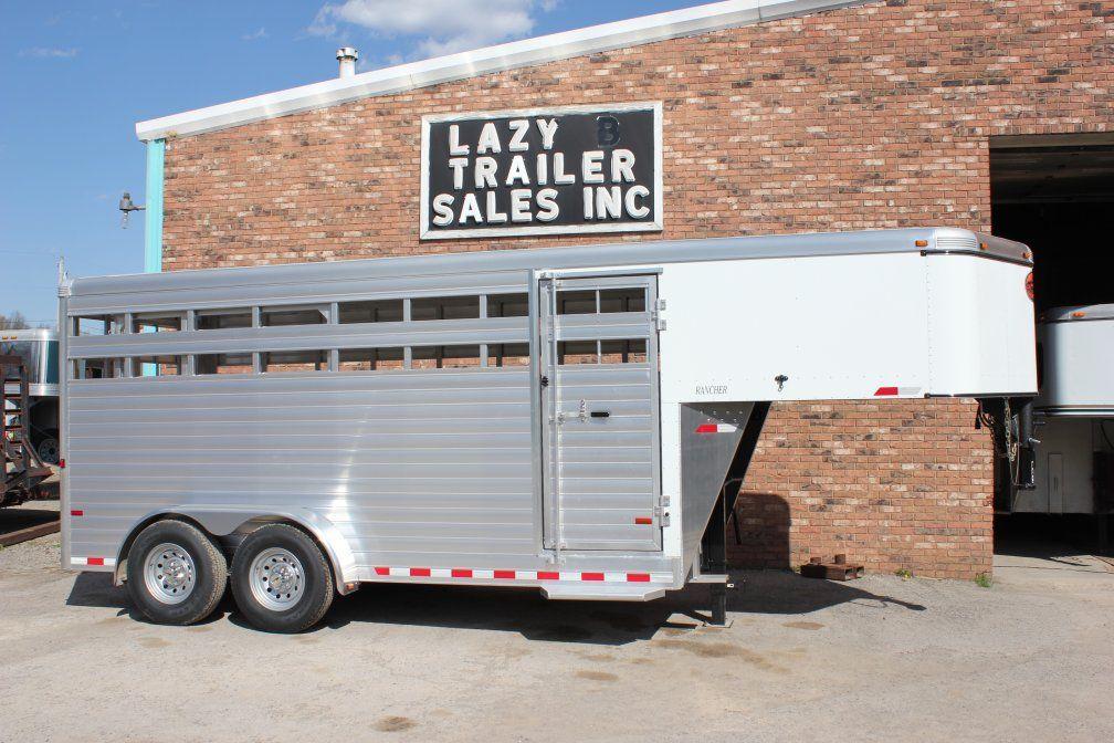 sundowner rancher 16' stock trailer cool machines pinterest on Fox Trailer Wiring Diagram for sundowner rancher 16' stock trailer at Horse Trailer Electric Brake Wiring