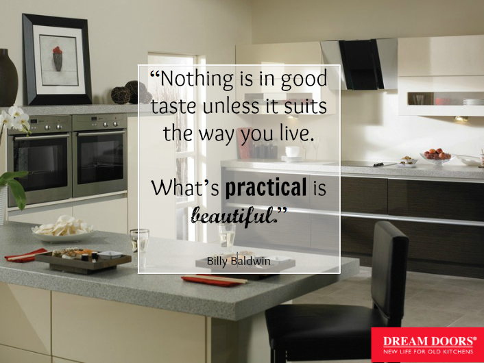 Design Quote Style Kitchens Interior Dream Doors Pinterest